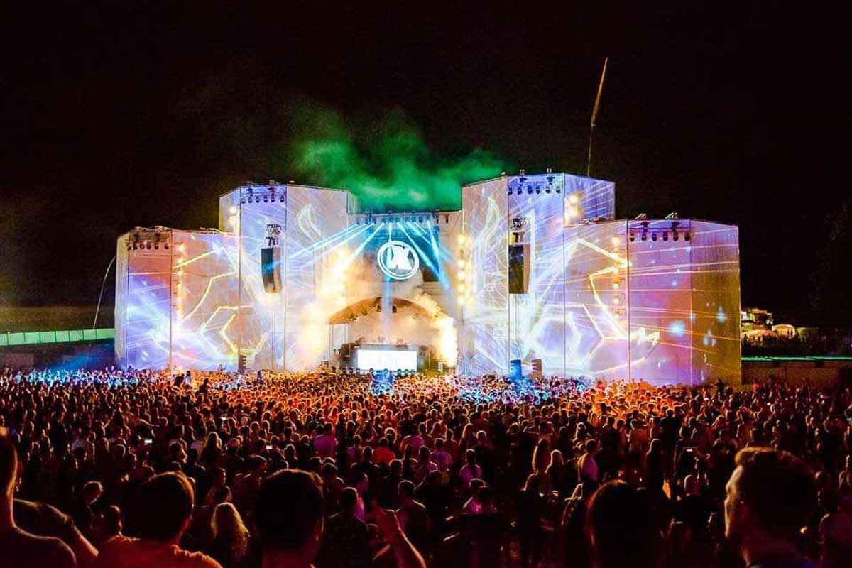 Mapping Open Air