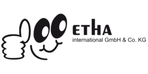 Logo Videofeuerwerk - eine Dienstleistung von ETHA international